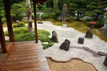 Objet d co jardin zen for Jardin yin yang