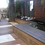 photo déco terrasse bois