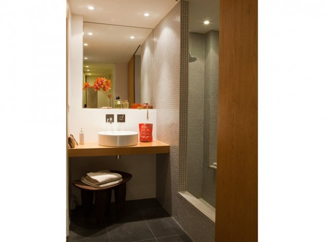 Beautiful Salle De Bain Petite Surface 2m2 Contemporary - Awesome ...