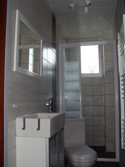 Photo salle de bain 2 m2 for Salle de bain 2 m2