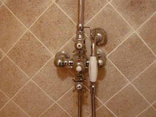 salle de bain  l ancienne