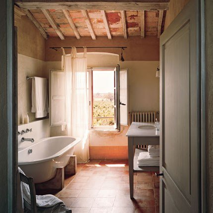 Salle de bain l 39 ancienne for Salle de bain a l ancienne
