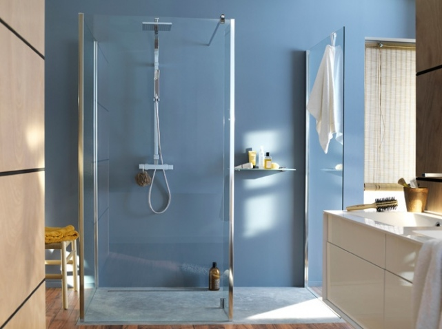 salle de bain castorama am nagement salle de bain a l italienne castorama - Douche Salle De Bain Castorama