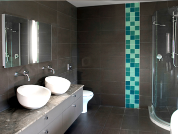 photo decoration salle de bain carrelage 4 - Photos Carrelage Salle De Bain