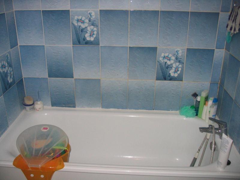 Salle de bain carrelage ou peinture for Deco peinture salle de bain