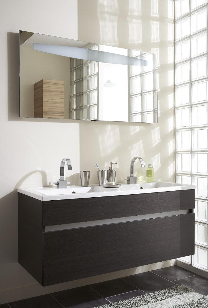 salle de bain leroy merlin. Black Bedroom Furniture Sets. Home Design Ideas