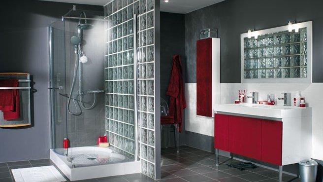 Salle de bain leroy merlin douche - Pommeau de douche leroy merlin ...