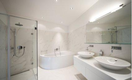 Salle de bain leroy merlin douche - Deco salle de douche ...