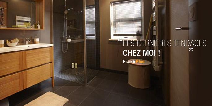 Salle de bain leroy merlin douche for Salle de bain douche et baignoire leroy merlin