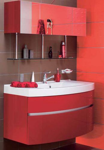 Salle de bain leroy merlin meuble for Idee deco salle de bain leroy merlin