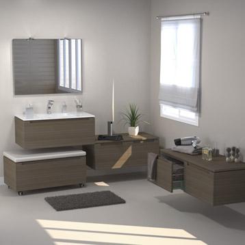 salle de bain leroy merlin neo