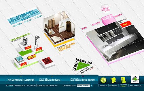 Amenagement Salle De Bains Leroy Merlin 3d Photo Deco