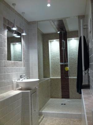 Salle de douche a l italienne - Salle d eau a l italienne ...
