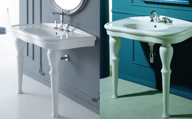 Vasque salle de bain l 39 ancienne for Meuble salle de bain a l ancienne