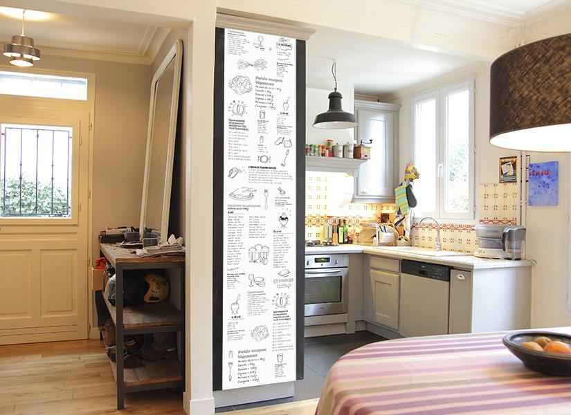 Deco Murale Cuisine Gifi Palzoncom - Meuble cuisine gifi pour idees de deco de cuisine