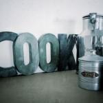 déco cuisine zinc