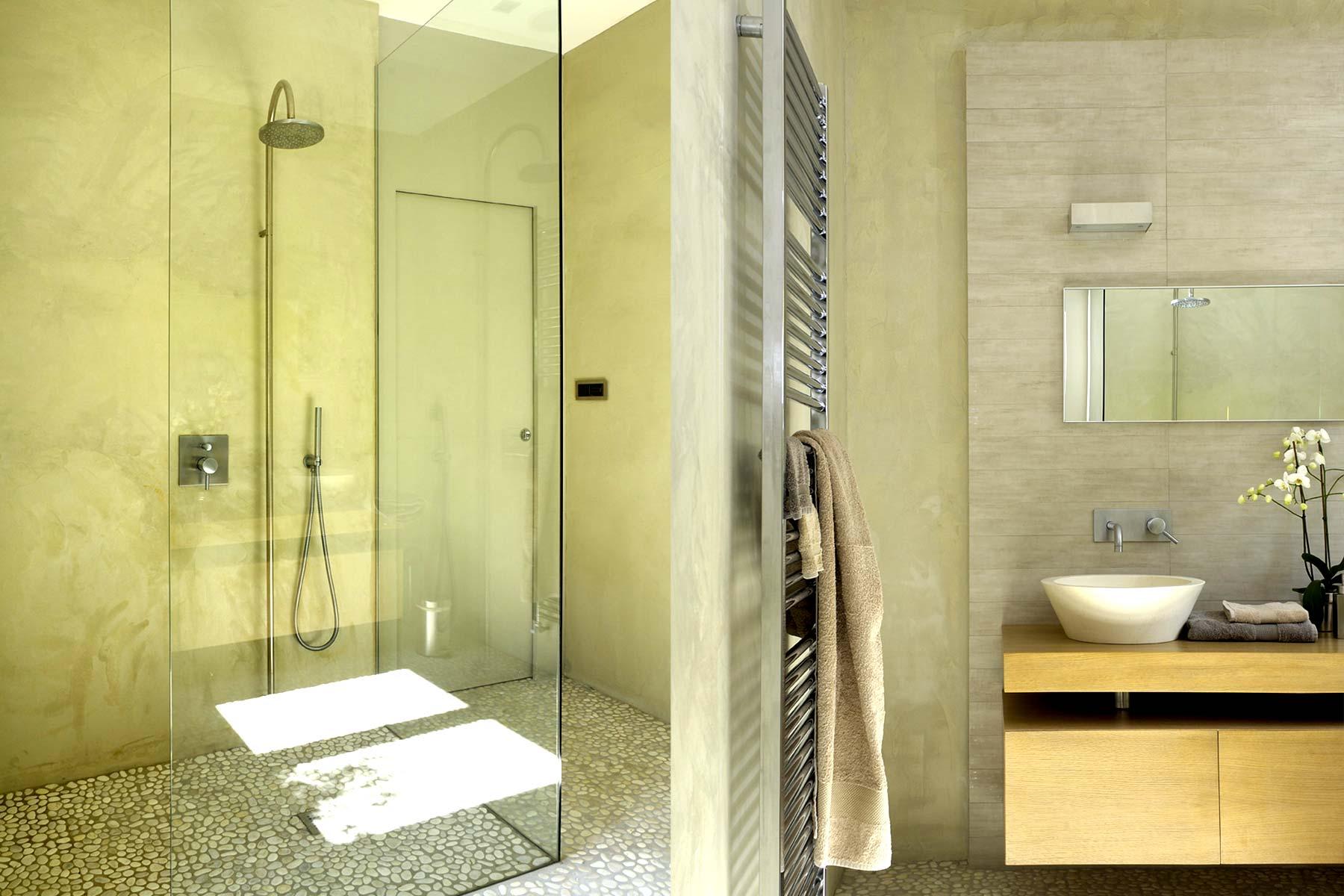 Photo déco d'interieur salle de bain