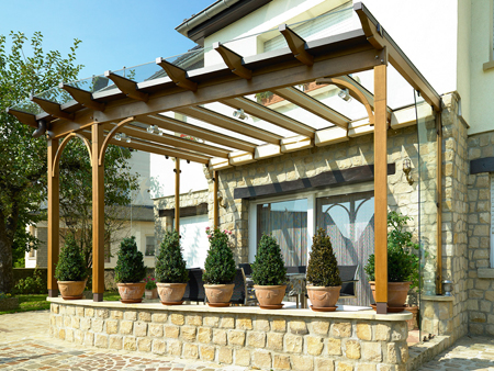 D co pergola bois for Photo pergola bois