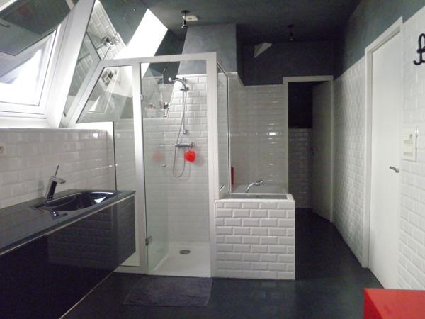 D co salle de bain new york for Bain new york