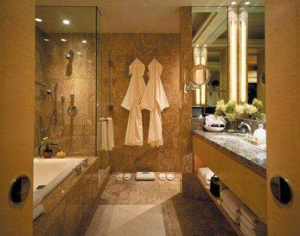 D co salle de bain style hammam - Salle de bain style ...