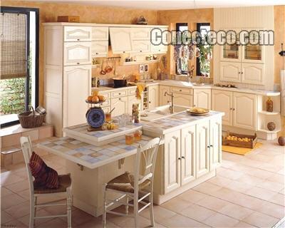 D coration cuisine algerie for Decor simple de cuisine