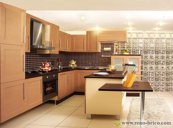 decoration cuisine dosseret