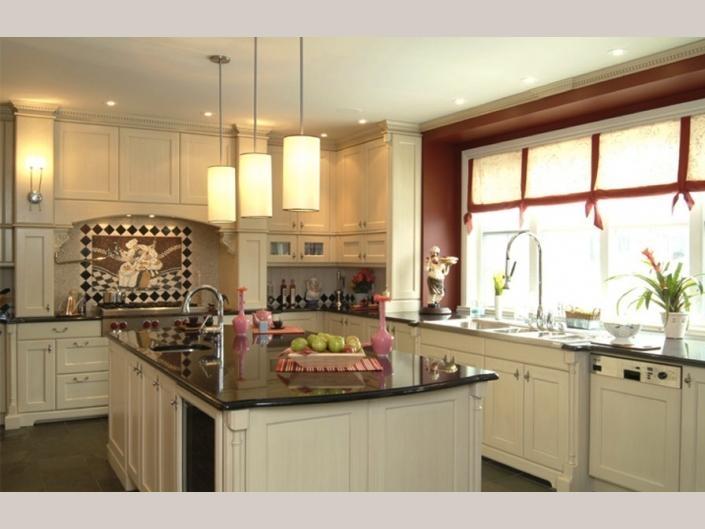 d coration cuisine dosseret. Black Bedroom Furniture Sets. Home Design Ideas
