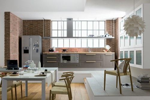 d coration cuisine id e. Black Bedroom Furniture Sets. Home Design Ideas