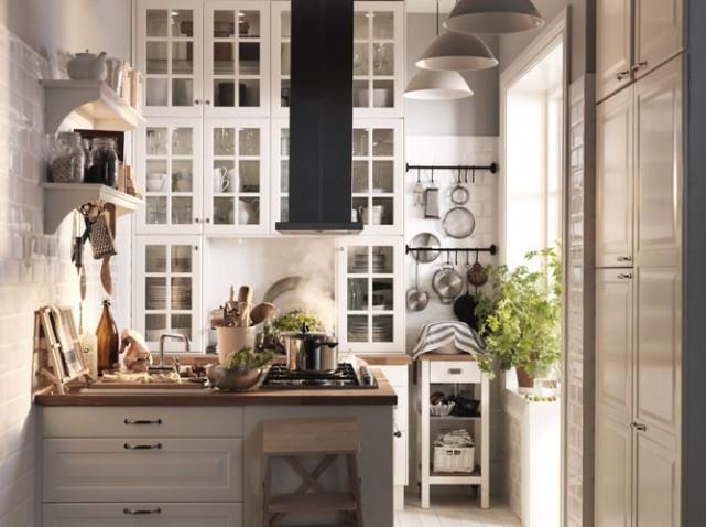 décoration cuisine ikea