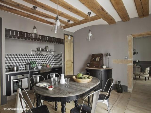 Aide Décoration Idée Cuisine Forum Déco - Maison du monde meuble de cuisine pour idees de deco de cuisine