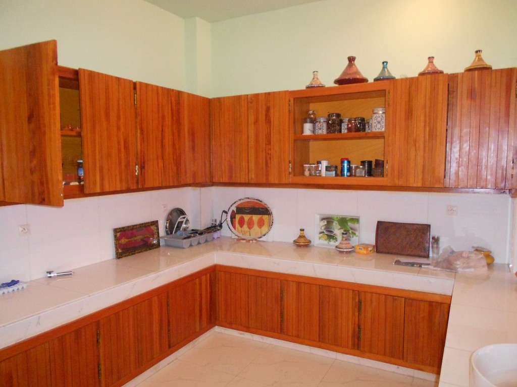 D coration cuisine maroc for Exemple deco cuisine