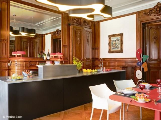 decoration cuisine casablanca. Black Bedroom Furniture Sets. Home Design Ideas