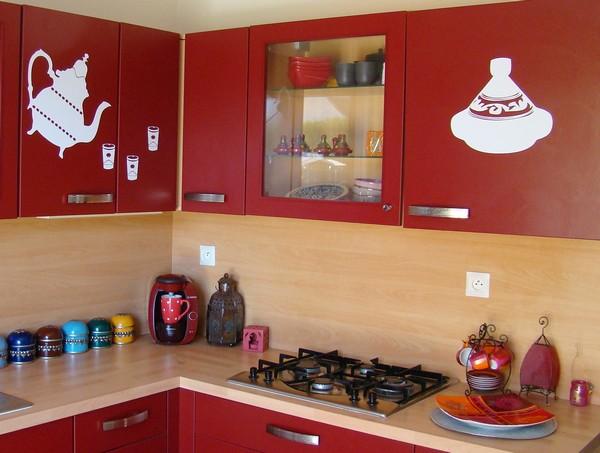 decoration cuisine marocaine 2012