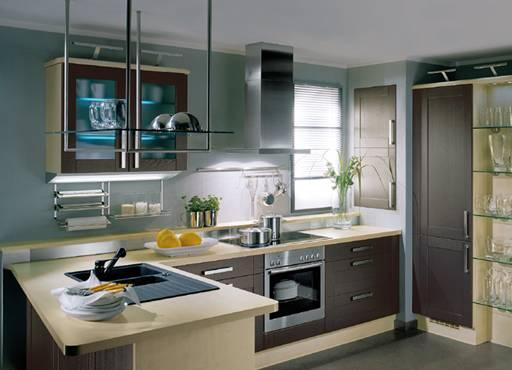 D coration cuisine moderne - Photos decoration cuisine moderne ...