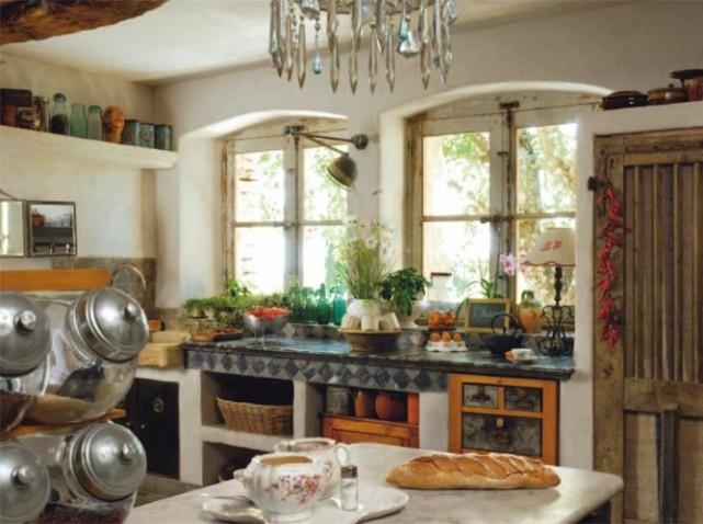 décoration maison style brocante