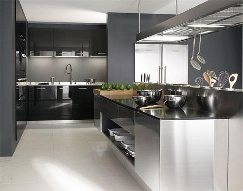 D coration cuisine tendance 2013 for Modele decoration cuisine