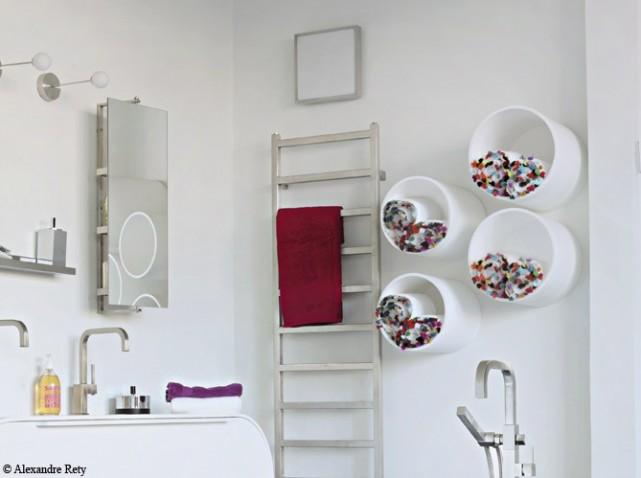 amnagement dcoration des murs dune salle de bain - Decoration Pour Les Murs