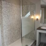 décoration salle de bain douche italienne