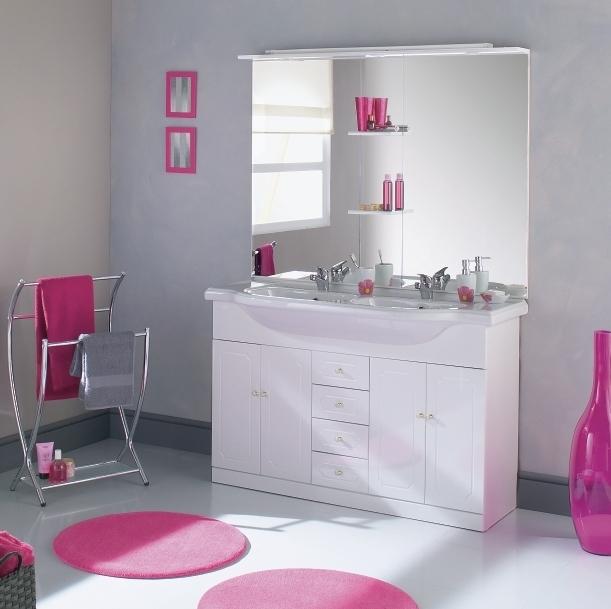 D coration salle de bain fille for Salle de bain fille