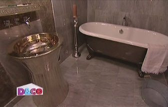 ... décoration salle de bain m6 source de la photo http www deco fr