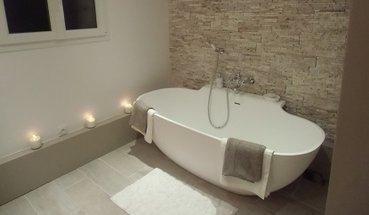 d coration salle de bain m6. Black Bedroom Furniture Sets. Home Design Ideas