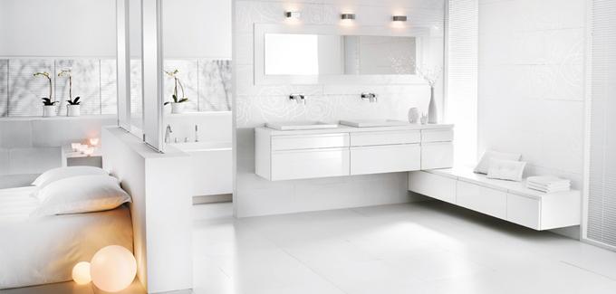 D coration salle de bain ouverte sur chambre - Decoration maison salle de bain ...