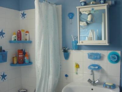 D coration salle de bain style marin - Decor marin pour salle de bain ...