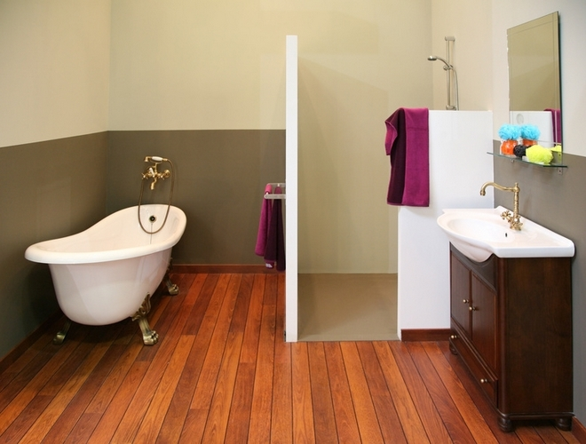 D coration salle de bain style marin - Style de salle de bain ...