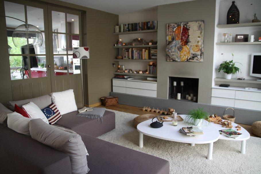 d coration salon anglais. Black Bedroom Furniture Sets. Home Design Ideas