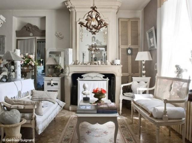 idée décoration salon classique