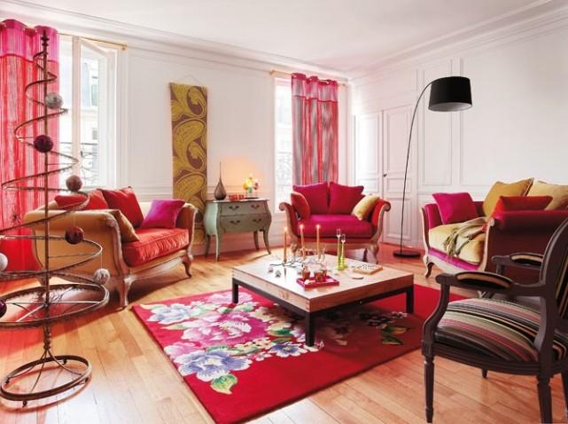 d233coration salon classique