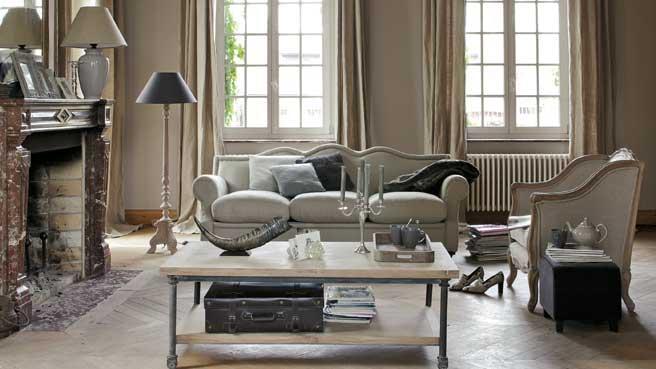 Stunning Salon Classique Contemporary - Amazing House Design ...