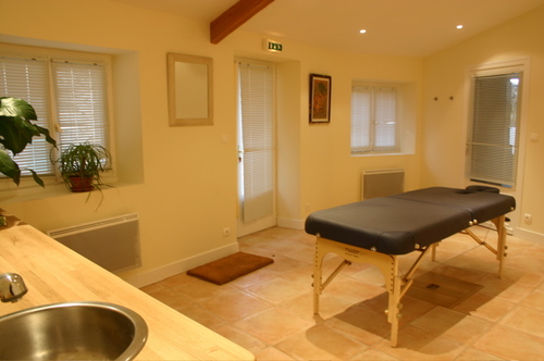 d coration salon de massage