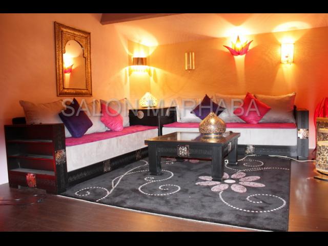 décoration salon marhaba montreuil